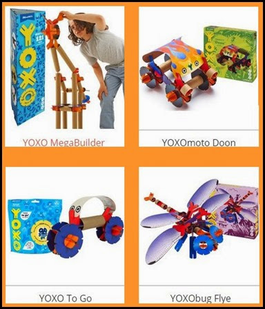 YOXO Building Toys