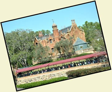 14b - Haunted Mansion