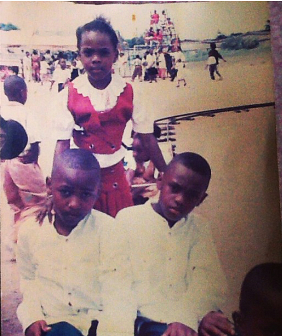 Picture: Beverly Osu As A Child - Entertainment - Nigeria