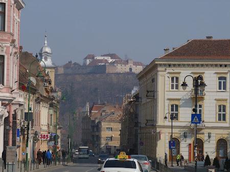 Citadela veche a orasului