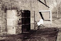 Waste-Barrels
