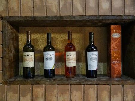 Drumul vinului -Basarabia: Colectia vinuri Chateau Vartely