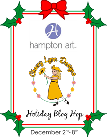 Cheery Lynn and Hampton Art Badge