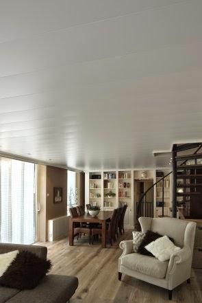 Falsos techos de aluminio en salones
