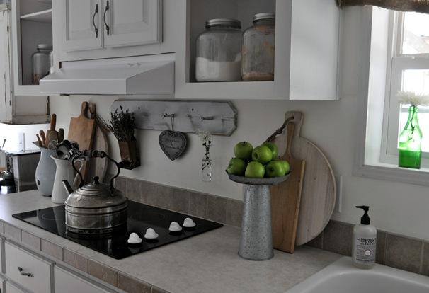 apples w stove