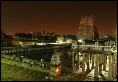 Tamil Temple City