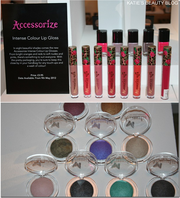 dc895e7c076 Accessorize Makeup – I love the store Accessorize but I don't actually own  any of their makeup products (I also have a play with them whilst in  Superdrug ...