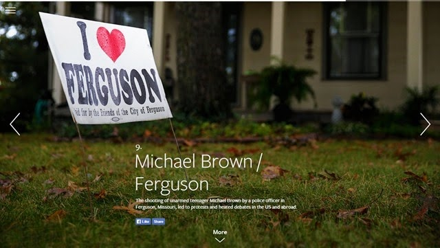 9. Michael Brown Fergurson
