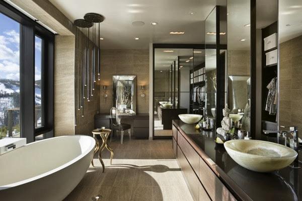 bañera-ovalada-de-diseño-moderno