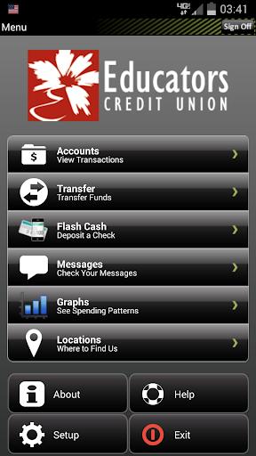 Educators WI Mobile Banking