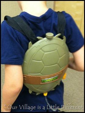 Teenage Mutant Ninja Turtles™ Shell Water Blaster