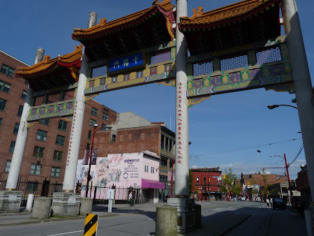 Imagini Canada: China Town Vancouver