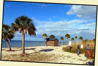 01c - E.G. Simmons - Park - Beach on Tampa Bay