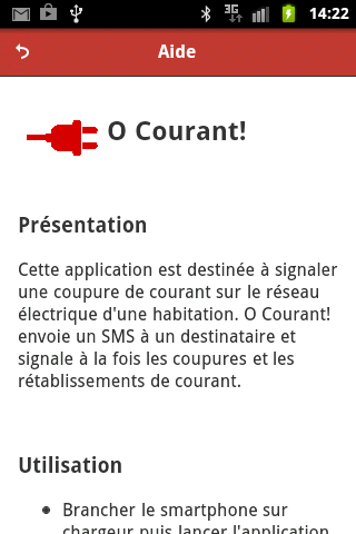 【免費生活App】O Courant!-APP點子
