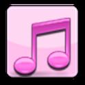 하얀미소 음악방송국 logo