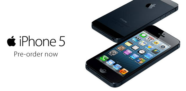iphone 5 con  AT&T