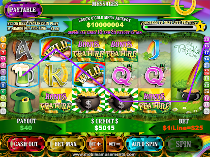 Crock O'Gold Slots FREE- screenshot thumbnail