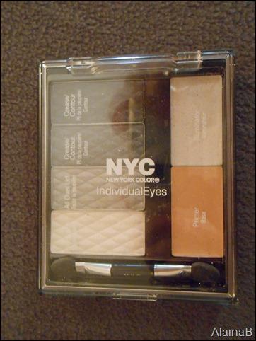Beauty Blogger's VoxBox NYC eye shadow