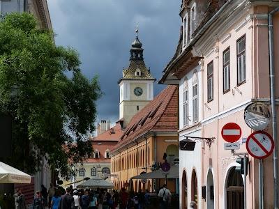 Obiective turistice Brasov: Turnul Sfatului