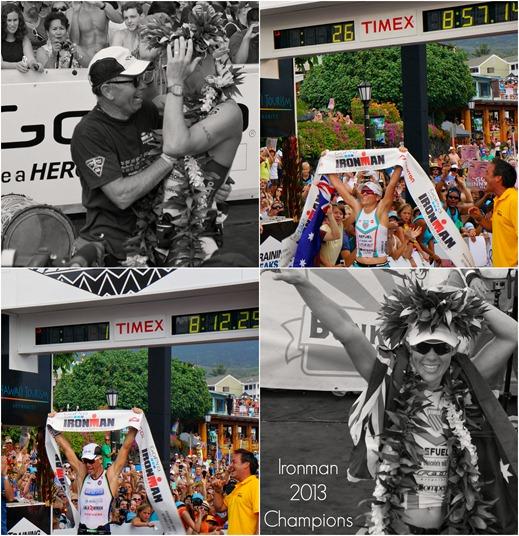 Ironman 2013 Winners