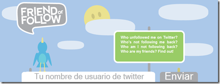 friend or follow herramienta de twitter