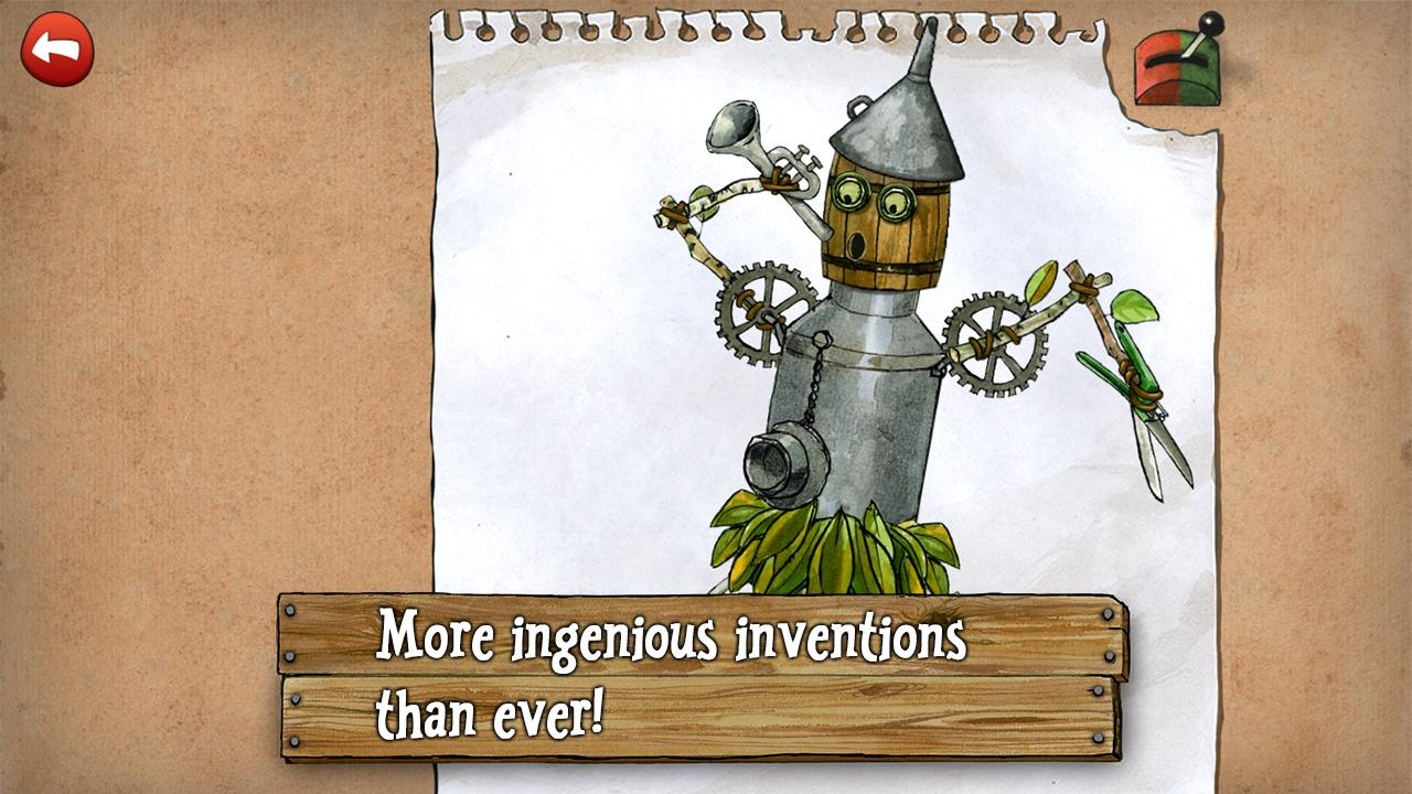 Pettson's Inventions 2 - screenshot