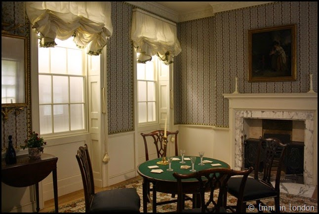 Geffrye Museum - A Parlour in 1790
