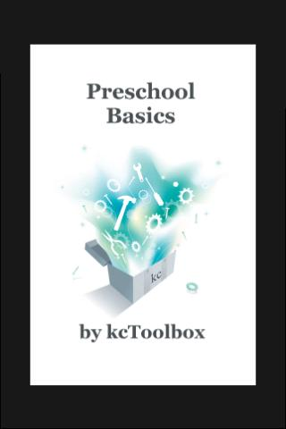 Preschool Basics- screenshot