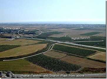 Nahal-Taninim-from-Mount-Carmel-ppt-screenshot