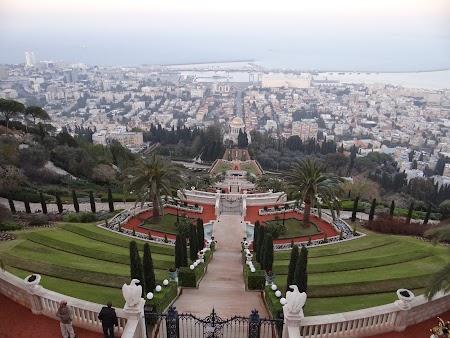 16. Templul Bahai de la Haifa.JPG