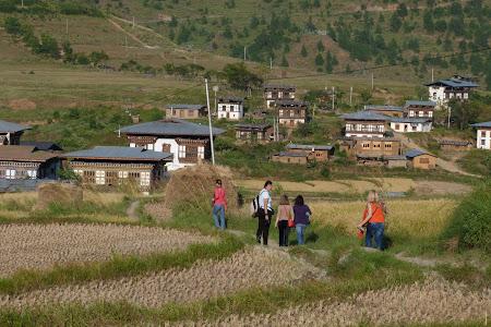 Bhutan rural