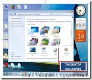 win7 desktop properties