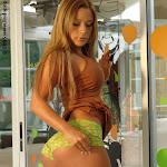 Milena Guzman Striptease Foto 62