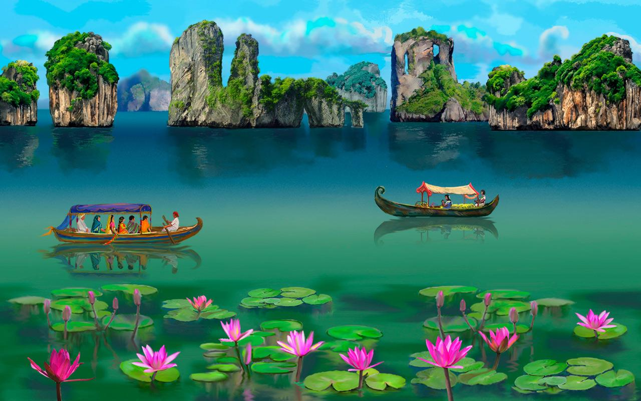 Cheerful boats android apps on google play for Cheerful nature