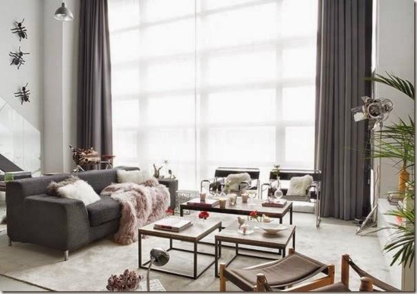 Elegant-two-level-loft-Madrid-3