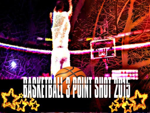 Basketball 3 Point Shot 2015