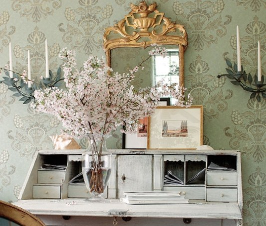 Clic Chic Home Decorating With Sage Green Link
