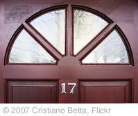 'Front Door' photo (c) 2007, Cristiano Betta - license: http://creativecommons.org/licenses/by/2.0/