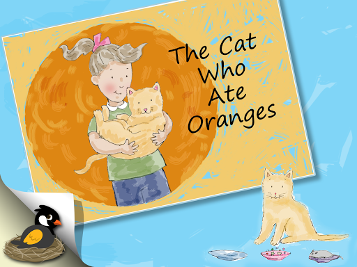 The Cat Who Ate Oranges BulBul