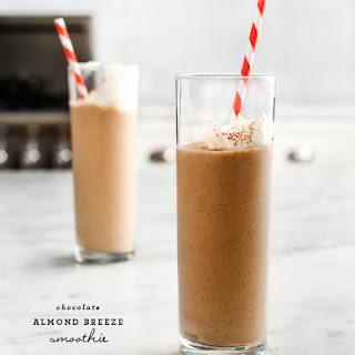 Chocolate Almond Breeze Smoothie