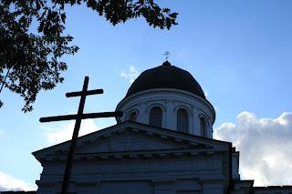 Białystok - cerkiew św. Mikołaja