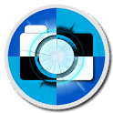 Photo synthetic camera icon