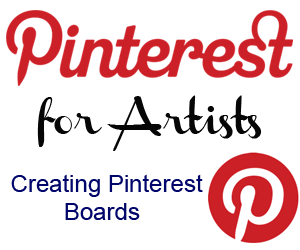 creating pinterest boards