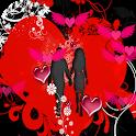 Valentine Love Pro LWP icon