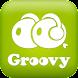 シンプルな音楽プレイヤー Groovy Android