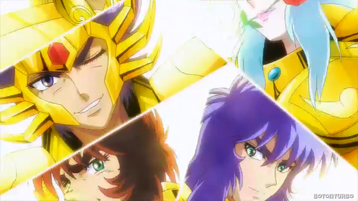 Saint Seiya Soul of Gold