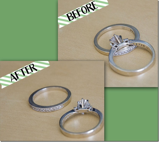 Smile Like You Mean It: Clean Your Wedding Rings At Home