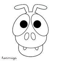 hormiga blogcolorear (2)