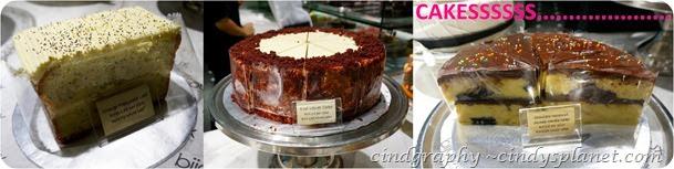 Bisou cake