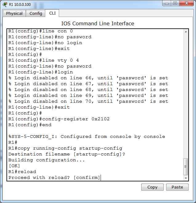 Examtut: How to recover Cisco Router/Switch Password